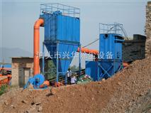 DMC-80采石場單機脈沖除塵器