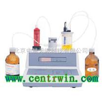 自動水份測定儀(卡爾費休滴定法) 型號:SHT-DZSD-2