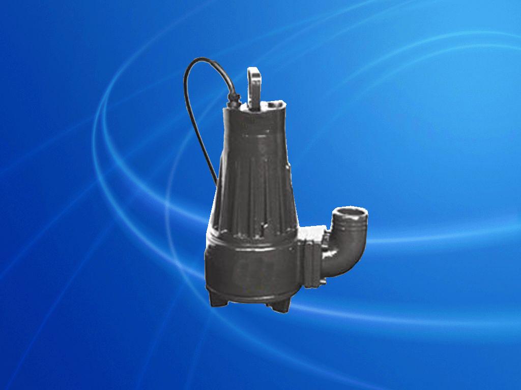 切割式潜水泵 污水泵 as10-2cb-供求商机-南京兰江水