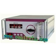 微量氧分析仪/便携式氧气分析仪 型号:BFMFT-103OP-1