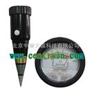 土壤酸度水分计/土壤酸湿度计/土壤酸碱度计/便携式土壤酸度计 型号:HK/ZYSDT-60