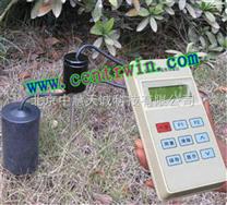 土壤溫濕度記錄儀/土壤墒情記錄儀/便攜式土壤多參數速測儀 型號:HK-ZYTZS-5X