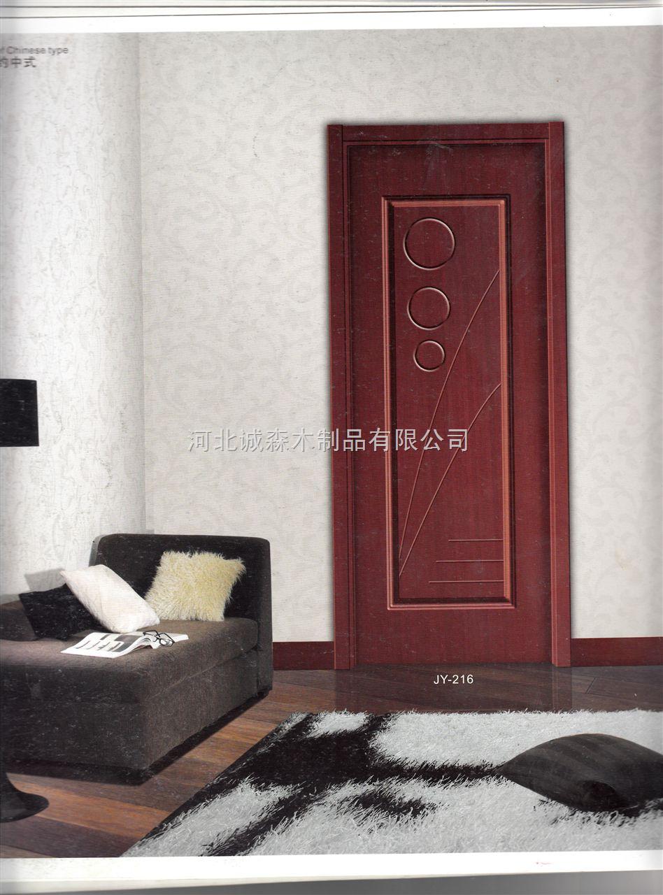 长期加工室内门各种专用免漆木门厂家最低销售