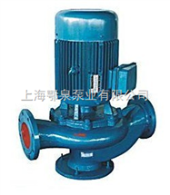 GW无堵塞污水式管道泵