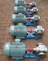 YCB不锈钢圆弧保温泵结构特点