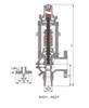 A42Y-A62Y-蝶形弹簧式安全阀