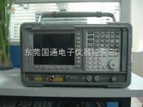 回收+E4408B+E4408B频谱分析仪