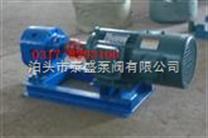 YCB40-0.6圆弧沥青保温泵