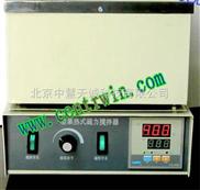 集熱式磁力攪拌器/集熱式恒溫加熱磁力攪拌器型號:ZTJ2DF-101S