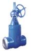 Z560Y Z561Y Z562Y伞齿轮焊接闸阀