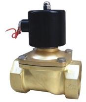黄铜分步直动式电磁阀