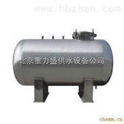 不锈钢压力罐/卧式800/0.6Mpa/厂家直销