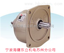 台湾永坤平行轴双轴型减速机立式安装