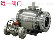 Q347F/N-16C~160天然氣鍛鋼球閥