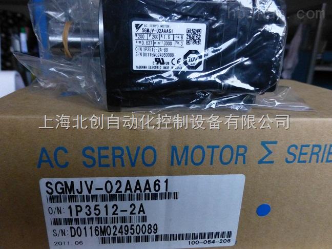 安川伺服电机 sgda-04ap