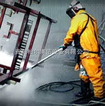 石材加工厂高压清洗机