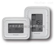 Honeywell 霍尼韦尔T6800 大屏幕液晶显示温控器(济南百通)