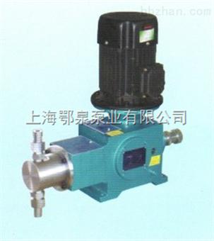 J-W柱塞计量泵