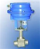 ZMA/BPF-10/16W气动薄膜衬氟塑单座调节阀