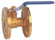 黃銅法蘭球閥
