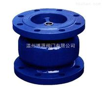 不锈钢H42W-25P-DN600立式止回阀