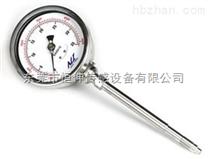 PTS124-285G直杆熔体压力表