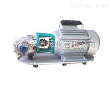 WCB手提式不锈钢齿轮油泵