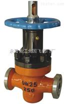 焊接式平板闸阀-卡箍式平板闸阀