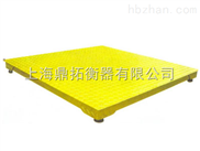 2t碳钢磅秤,上海2t电子地磅秤
