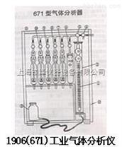 671奧氏氣體分析儀,1906奧氏氣體分析儀,工業氣體分析儀