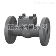 150lb-600lb-锻钢法兰端止回阀