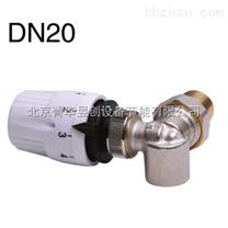 菁华昱创牌:DN20三维角式恒温阀