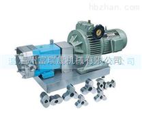 厂家直销凸轮式双转子泵,罗茨泵,胶体泵,高浓浆输送泵,凸轮转子万用输送泵