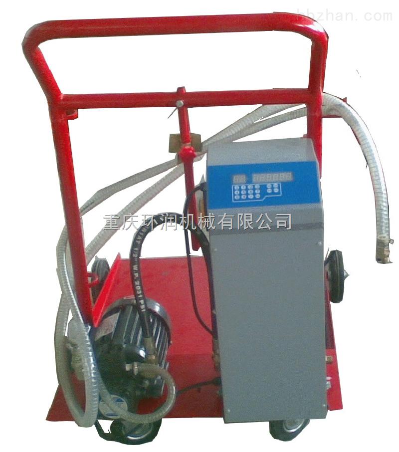 定量电动加注油机
