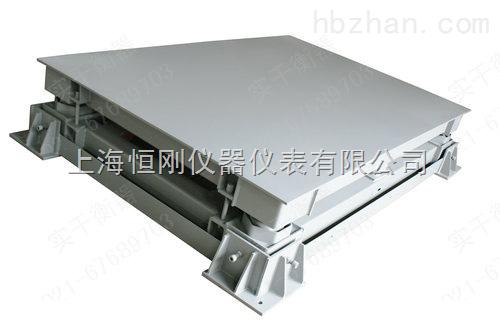 3000kg缓冲平板电子秤