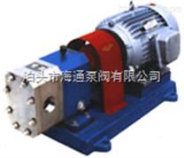 FXA型不锈钢外润滑齿轮泵