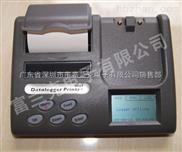 台湾衡欣AZ9801温湿度记录仪打印机