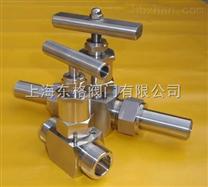 进口焊接式高压针型阀-进口高压针型阀-美国RYAN瑞恩阀门