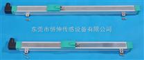 恒伸WYR微型自恢复系列吹瓶机电子尺