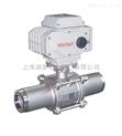 上海湖泉 Q961电动焊接球阀