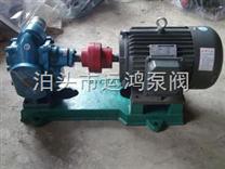 2CG高温齿轮泵使用范围品牌恒运