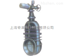 鑄鐵電動暗杆楔式閘閥