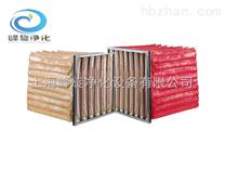上海峰旋FX耐高温玻纤空气过滤网-中效袋式过滤网