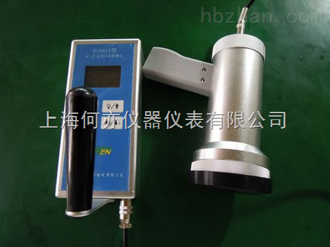 BS9611型智能化α、β表面污染檢測儀