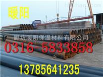 供暖管道聚氨酯保溫材料價格,直埋式聚氨酯預製保溫管廠家