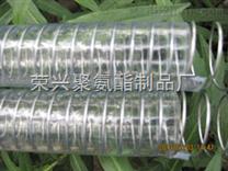 304不锈钢丝螺旋增强输送软管符合食品级输送液气体专用管