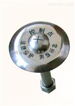 金水华禹专业生产国标不锈钢水准点
