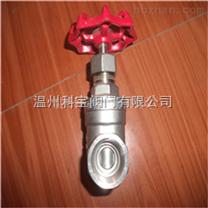 3寸/DN80 200WOG CF8 Z15W-16P 内螺纹闸阀