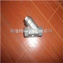 2分DN6 100目 GL11W Y型内螺纹过滤器