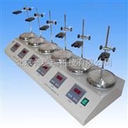 多頭磁力加熱攪拌器(四工位/六工位)